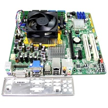 Kit placa de baza AM2 + Dual Core AMD 64 X2 5600+ 2.8GHz + 4GB DDR2 + Cooler