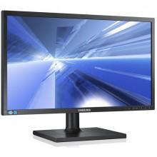 """Monitor LED Samsung S24C450 24"""", Grad A, 1920 x 1080, 5ms, VGA, DVI, Cabluri Incluse"""
