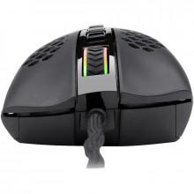 Mouse Gaming Redragon Storm Elite RGB, 16000 dpi, Optic, 7 butoane