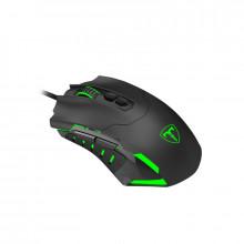 Mouse Gaming T-Dagger Brigadier, Optic, 7200 dpi, 7 butoane, Iluminare RGB