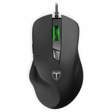 Mouse Gaming T-Dagger Detective, Optic, 3200 dpi, 6 butoane