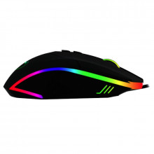Mouse Gaming T-DAGGER Lieutenant, Optic, USB, 8000 dpi, 8 butoane, RGB LED