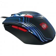 Mouse Gaming Tt eSPORTS by Thermaltake Talon Black, Optic, USB, 3000 dpi, 6 butoane, Iluminare LED Multi-color