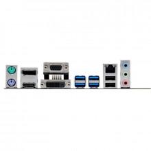 Placa de baza ASUS B150M-C, LGA 1151, 6th gen, 4x DDR4, 6x SATA III, USB 3.0