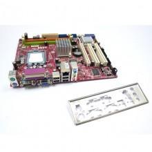 Placa de baza MSI G31M3-F, LGA775, 2x DDR2, 4x SATA, FSB 1600MHz, Intel GMA 3100