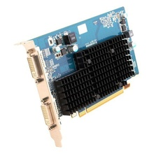 Placa video Radeon HD 5450 512MB DDR3 64-Bit, Dual DVI, Silent