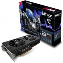 Placa video Sapphire Radeon RX 580 NITRO, 4GB GDDR5 256-bit, 2x HDMI, DVI, 2x DisplayPort