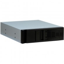 Rack HDD Inter-Tech CobaNitrox Xtended WR-4000 3.5 inch negru