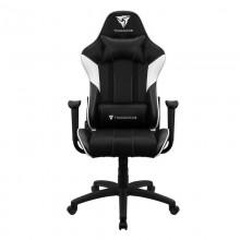 Scaun Gaming ThunderX3 EC3 negru cu alb