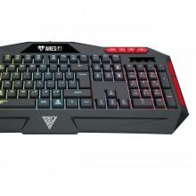 Tastatura Gaming Gamdias Ares P1, Iluminare RGB
