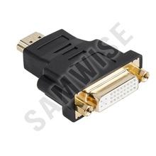Adaptor compact HDMI tata - DVI mama