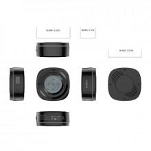 Boxa portabila Orico SoundPlus R1 Black, Bluetooth, Baterie reincarcabila