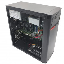 Calculator Gaming K-05, Intel Core i3 3220 3.3GHz, Lenovo IH61MA, 8GB DDR3, 250GB, ATI R5 340X 2GB DDR3, DVI, DVD-RW, 220W