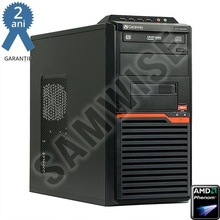 Calculator GATEWAY DT55, AMD Phenom II X3 B75 3GHz, 8GB DDR3, 500GB, ATI HD7470 1GB DDR3, DVI, DVD-RW