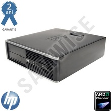 Calculator HP Compaq Pro 6005 SFF, AMD Phenom II X3 B75, 3GHz, 4GB DDR3, 160GB, VGA, DisplayPort, DVD-RW