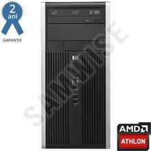Calculator HP DC 6005 Tower, AMD Athlon II X2 B28 3.4GHz, 4GB DDR3, 500GB, ATI Radeon HD 4200, DVD-RW