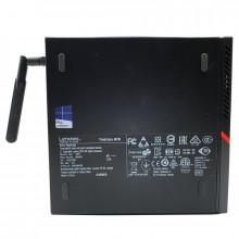 Calculator Lenovo M700 Tiny, Intel Core i3 6100T 3.2GHz, 8GB DDR4, SSD 120GB, Wi-Fi integrat