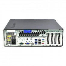 Calculator Lenovo M71E SFF, Intel Core i3 2120 3.3GHz, 4GB DDR3, 250GB, DVD-RW