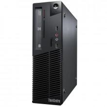 Calculator Lenovo M81 SFF, Intel DualCore G860 3GHz, 4GB DDR3, 320GB, DVD-RW
