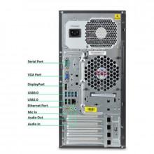 Calculator Lenovo M82 MT, Intel Core i5 3470 3.2GHz, 8GB DDR3, SSD 250GB, 500GB, nVIDIA GT 710 1GB DDR5, DVD-RW