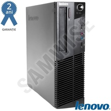 Calculator Lenovo M92P SFF, Intel DualCore G2030 3GHz, 4GB DDR3, 500GB, Video HD Graphics