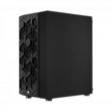 Carcasa Gaming Aerocool Hive V3, MiddleTower, 2x USB 3.0, Panou transparent