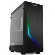 Carcasa Gaming Gamdias Argus E1, MiddleTower, USB 3.0, Panou transparent