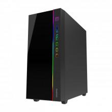 Carcasa Gaming Gamdias Argus M3, MiddleTower, USB 3.0, Tempered Glass