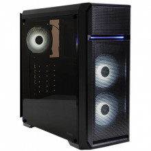 Carcasa Gaming Zalman N5 OF Black, Vent. 3x 120 mm, USB 3.0, Panou transparent