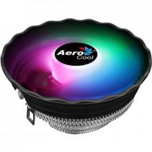 Cooler CPU Aerocool Air Frost Plus, 120mm, iluminare LED RGB