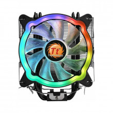 Cooler CPU Gaming Thermaltake UX200 ARGB, Multi Socket, 4x Heatpipe-uri, 120mm, LED RGB