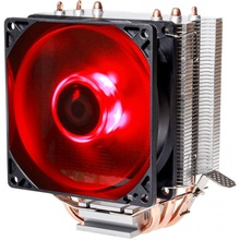 Cooler CPU ID-Cooling SE-903 Red LED, Ventilator 92mm, Heatpipe-uri Cupru