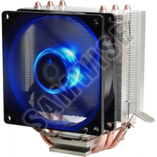 Cooler CPU ID-Cooling SE-903, Ventilator 92mm, Heatpipe-uri Cupru
