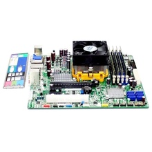 KIT Placa de baza ACER RS880M05, AMD Phenom II X3 B75 3GHz - 3 nuclee, 4GB DDR3, Cooler procesor