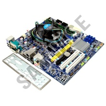 KIT Placa de baza Foxconn H55MX-2, Socket LGA1156 + Intel Core i3 530 2.93GHz + 4GB RAM DDR3 Dual Channel