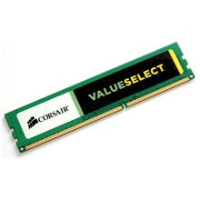 Memorie 2GB Corsair ValueSelect, DDR3 1333MHz, PC3-10600