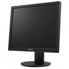 """Monitor LCD 19"""" Sony SDM-H95A, Grad A, 1280x1024, 8ms, VGA, Cabluri incluse"""