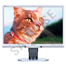 "Monitor LCD 22"" Grad A, Philips Widescreen 225B, 5ms, 1680 x 1050, DVI, VGA, Cabluri incluse"