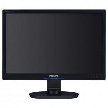 """Monitor LCD Philips 24"""" 240B, 5ms, 1920x1200, DVI, VGA, Cabluri incluse"""