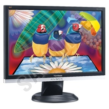 "Monitor LCD Viewsonic 19"" VA1916W, 1440 x 900, Widescreen, 5ms, VGA"