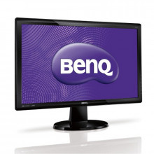 "Monitor LED 24"" BenQ GL2450 Glossy, Grad A, 1920x1080, Full HD, 5ms, HDMI, VGA, DVI, Cabluri Incluse"