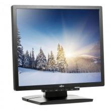 """Monitor LED FUJITSU 19"""" E19-L, Grad A, 1280x1024, VGA, DVI, Boxe, Cabluri incluse"""