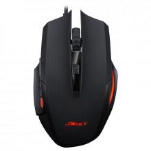 Mouse Gaming Inter-Tech GX-62, Optic, USB, 3200 DPI, 6 butoane, Iluminare RGB