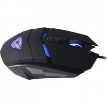 Mouse Gaming Somic Easars Spotter RGB, 4000 dpi, 7 butoane, iluminare LED RGB