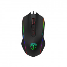 Mouse Gaming T-DAGGER Sergeant, Optic, USB, 4800 dpi, 7 butoane, RGB LED