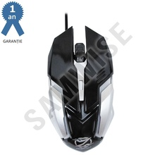 Mouse Gaming ZornWee Legend Of Heroes Z037, Optic, Negru, 1000DPI