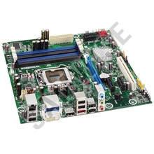 Placa de baza Intel DQ57TM, Socket LGA1156, 4x DDR3, PCI-Express x16, DVI, DisplayPort