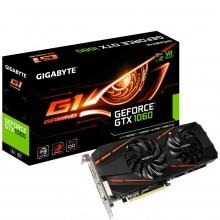 Placa video GIGABYTE GTX 1060, 3GB DDR5, 192-Bit, RGB, HDMI, DVI-D, DP