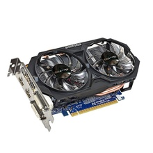Placa video GIGABYTE GTX750 TI, 2GB DDR5, 128-Bit, 2 x HDMI, 2 x DVI