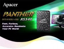 SSD 120GB APACER Panther AS350, SATA III 6GB/s